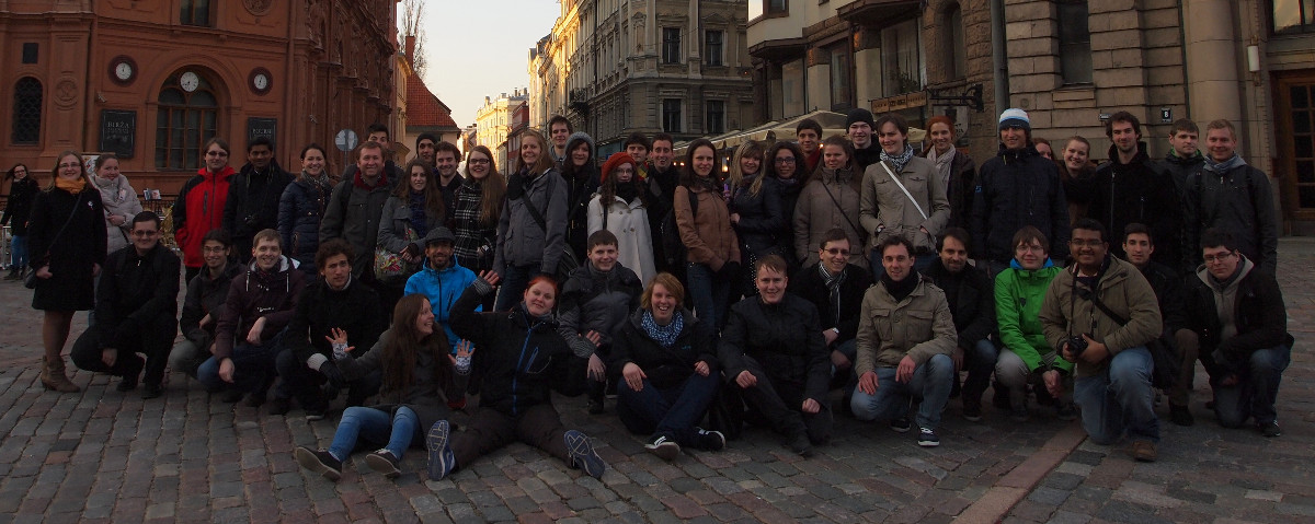 Tour to Riga Old town